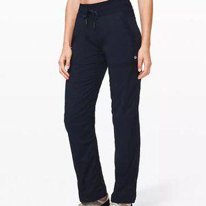 Lululemon lined Dance Studio sz 10 pants